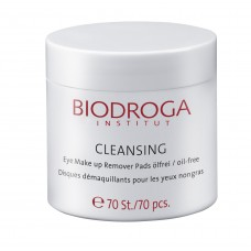 Biodroga Institut - Eye makeup Remover pads oilfree (70p)