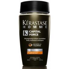 Kerastase - Homme - Shampoo Capital Force Densifiant (250g)