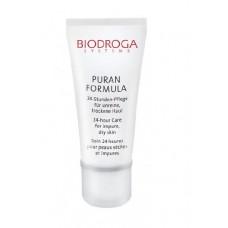 Biodroga Institut - Puran 24H Care voor de onreine, droge huid (50g)
