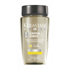 Kérastase - Homme - Shampoo Capital Force  Vita-Énergétique (250g)