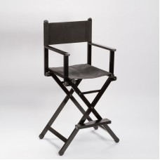 Amabilia - Professional Chair Alu Black